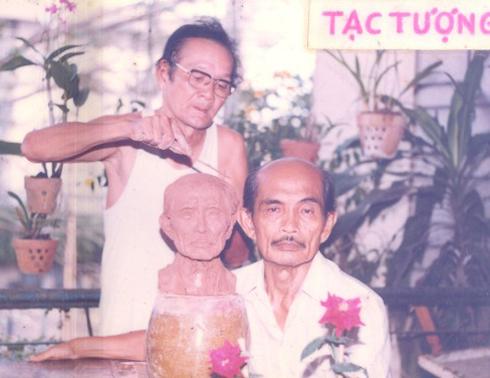 Điêu khắc gia Tô Sanh