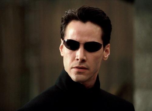 """Neo - vai diễn để đời của Keanu Reeves trong loạt phim """"Ma Trận""""."""