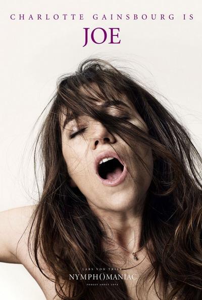 """Nữ diễn viên Charlotte Gainsbourg, nàng thơ của đạo diễn Lars von Trier, đóng vai """"người đàn bà cuồng dâm"""" Joe trong """"Nymphomaniac""""."""