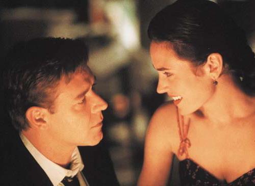 """Một khoảnh khắc lãng mạn trong """"A Beautiful Mind""""."""