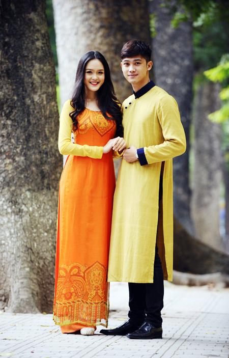 với sự thể hiện của Á hậu Hoàng Anh, siêu mẫu Lưu Huynh, nhiếp ảnh Xuân Chính, ntk Vũ Việt Hà.