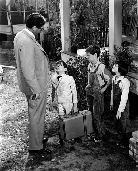 Luật sư Atticus và ba đứa trẻ