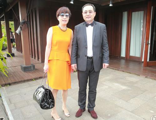 Bố mẹ Dương Mịch.