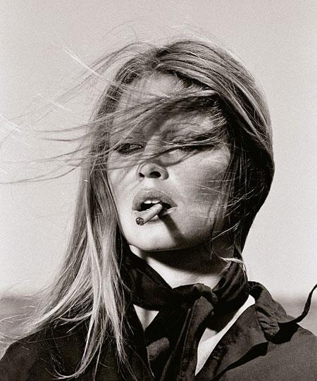 Bridget Bardot (1968).