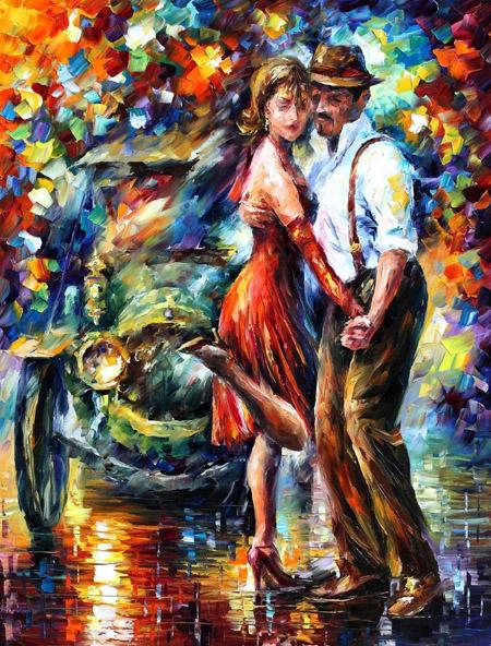 Điệu Tango đẹp.