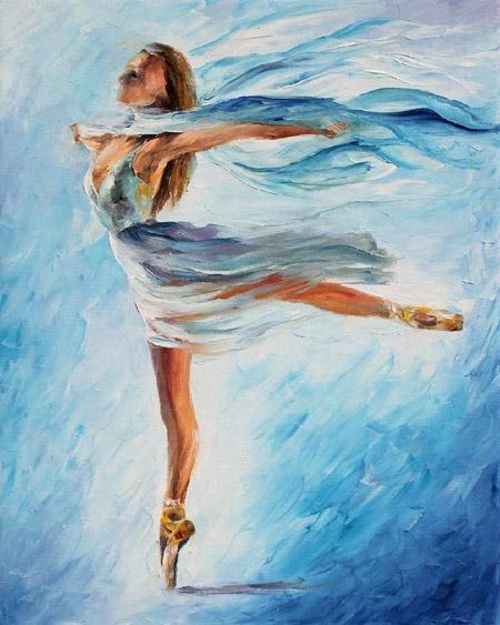"""The sky dance"""