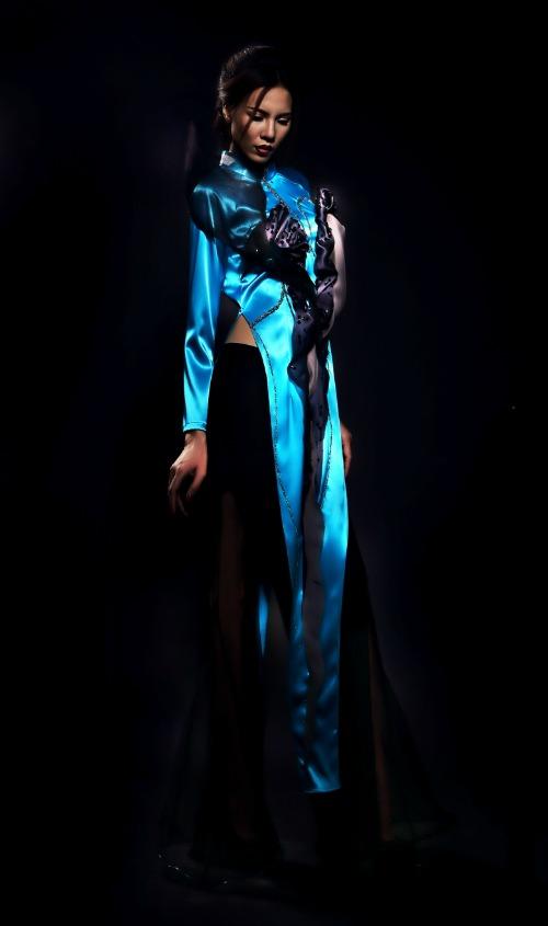 Ý tưởng chủ đạo của Fusion là hội tụ các đường nét của các trang phục Việt Nam dựa theo bước tiến của dòng lịch sử và thổi một đó một làn gió mới thời đại cho chúng.