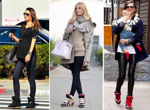 8. Giày sneaker Giày sneaker năng động và thoải mái nhưng vốn là loại giày của giới trẻ, hoàn toàn không thích hợp cho nơi làm việc. Giày tây, giày cao gót hoặc giày đế bệt là những lựa chọn khôn ngoan nhất cho dân văn phòng.