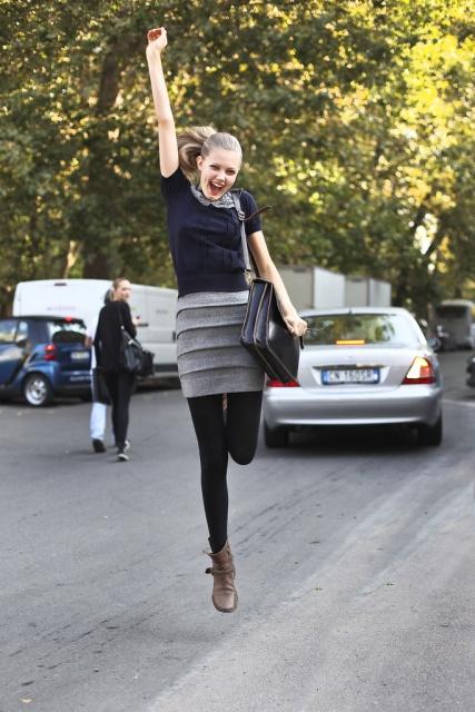 Với vai trò là gương mặt yêu thích của Miuccia Prada, Wixson đã có mặt trong hai mùa quảng cáo của Miu Miu và cũng từng sải bước trên sàn catwalk cho bộ sưu tập Xuân của Prada năm 2010.