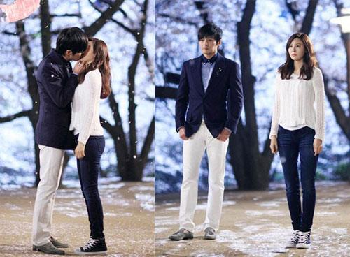 Kim Ha Neul và Jang Dong Gun