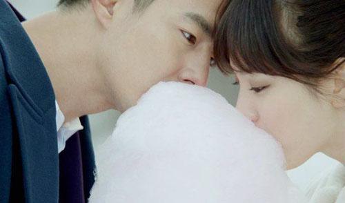 Những cảnh quay lãng mạn của Song Hye Kyo - Jo In Sung