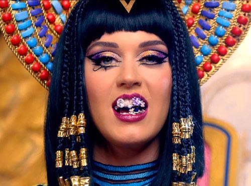 Hình ảnh ấn tượng của Katy Perry trong teaser