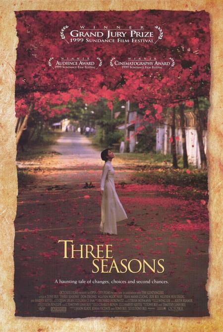 """""""Ba mùa"""" từng giành ba giải thưởng lớn tại LHP độc lập Sundance vào năm 1999."""