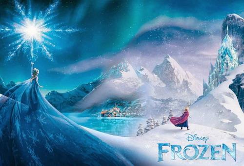 """""""Let it Go"""" vang lên vào khoảnh khắc đẹp nhất trong phim """"Frozen""""."""