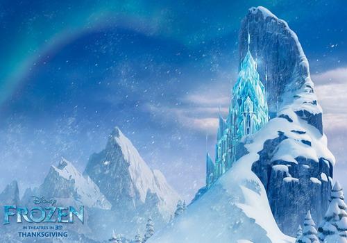 """""""Let it Go"""" gắn liền với bộ phim hoạt hình ăn khách của năm 2013 - """"Frozen""""."""