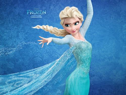 """""""Nữ hoàng băng giá"""" Elsa đã tự giải phóng cho bản thân mình."""