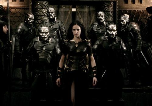 """Minh tinh người Pháp, Eva Green, đóng vai chính trong """"300: Rise of an Empire""""."""