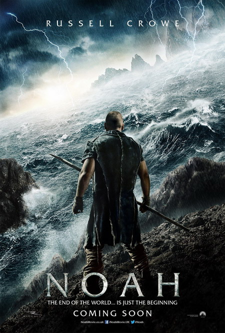 """Poster phim """"Noah""""."""