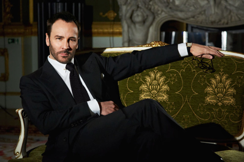On Loungewear  I don't wear anything in bed. In fact, I rarely wear clothes at all when I am at home.- Tom Ford