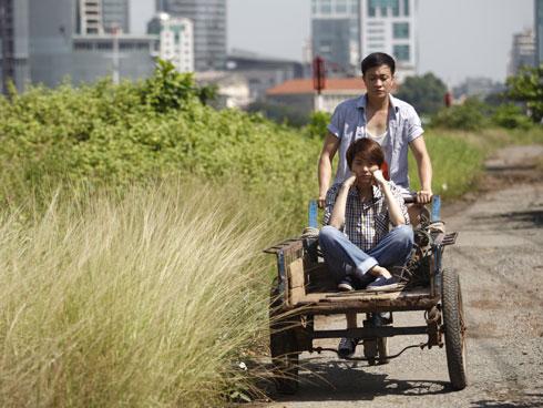 Lương Mạnh Hải và Minh Hằng