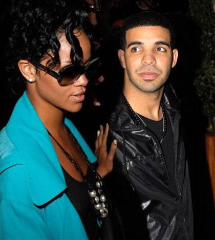 Rihanna có thể nối lại tình cảm với Drake. Ảnh: Wenn.