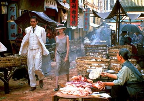 """""""Người tình"""" được quay tại Chợ Lớn của Sài Gòn."""