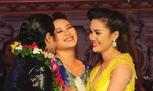 Ngọc Anh: 'Tôi cứ nghĩ Khánh Linh mới đoạt giải nhất'