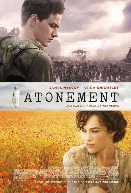 """""""Atonement"""" là một phim chuyển thể nổi tiếng."""