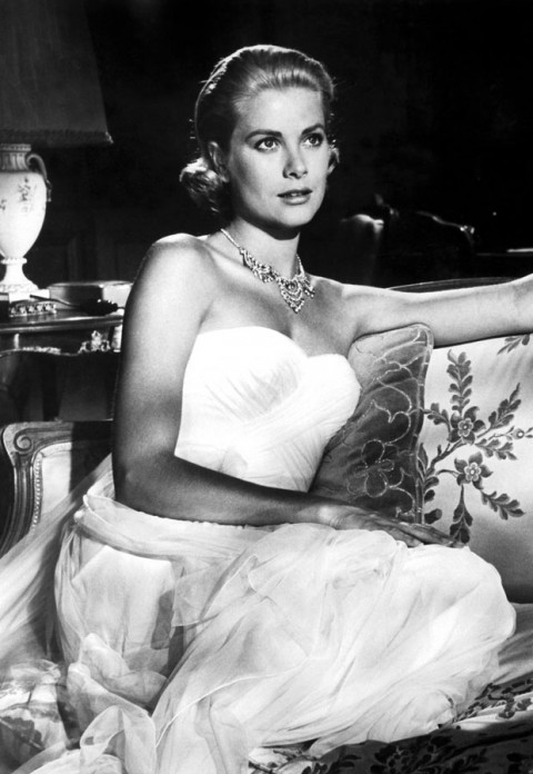 And although Grace Kelly was a patron of Christian Dior, Cristobal (acute on o) Balenciaga, Chanel, Madame Gres (grave on the e) and Yves Saint Laurent, she was famously loyal to the clothes she bought, and reluctant to throw them away, only purchasing new outfits on a modest scale.  Read more: http://www.dailymail.co.uk/femail/article-474982/Grace-Kelly--legendary-fashion-icon.html#ixzz2xEK8duzL Follow us: @MailOnline on Twitter | DailyMail on Facebook