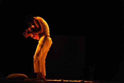 Người xem đã được mãn nhãn với những đường cong, những vòng xoay cơ thể cũng như sự bắt nhịp uyển chuyển của các diễn viên trong từng màn múa đơn, múa nhóm.