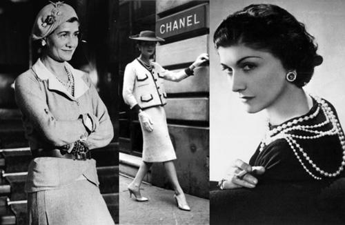 1. Coco Chanel Coco Chanel là cái tên xứng đáng đứng đầu danh sách này. Bà là người đi tiên phong đột phá trong làng thời trang thế giới, thay đổi xu hướng ăn mặc của nữ giới Pháp nói riêng và thế giới nói chung trong thế kỷ 20. Và Gabriella Bonheur Chanel, tên đầy đủ của Coco, cũng là nhà thiết kế duy nhất đứng vào top 100 nhân vật có ảnh hưởng nhất của thế kỷ 20.