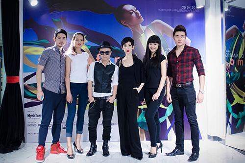 Đây sẽ là chương trình thời trang & nghệ thuật với quy mô lớn, mang tiêu chuẩn quốc tế được tổ chức tại Việt Nam. Chương trình sẽ diễn ra vào lúc 19h ngày 20 tháng 4 năm 2014 tại Trung Tâm Hội Nghị & Triển Lãm Quốc Tế SECC Phú Mỹ Hưng, Quận 7. Tp. HCM.
