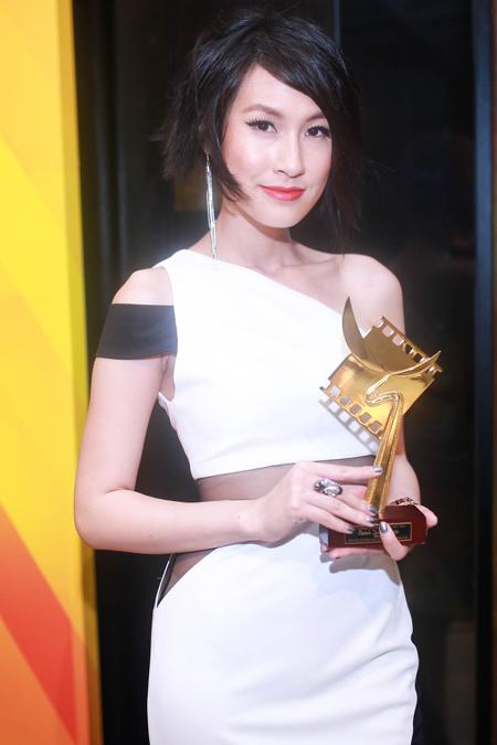 Sau chiến thắng đầu tiên của mình tại Cánh Diều Vàng 2008 với ở hạng mục Nữ diễn viên phụ xuất sắc nhất với bộ phim Chuyện Tình Xa Xứ, vượt qua rất nhiều đề cử nặng ký khác, nữ diễn viên tài năng Kathy Uyên lại tiếp tục xuất sắc dành được giải thưởng Nữ diễn viên chính xuất sắc nhất cho vai Anne trong Âm mưu giày gót nhọn tại Cánh Diều Vàng 2013 - một trong những giải thưởng điện ảnh uy tín và chất lượng nhất của Việt Nam.
