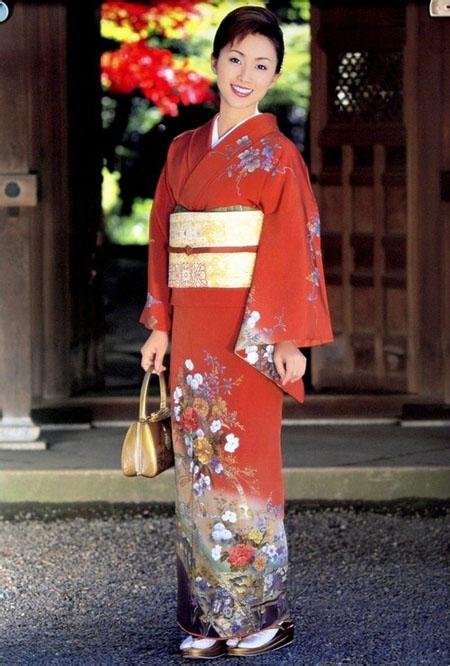 Diễn viên, ca sĩ Nhật Bản Noriko Sakai.