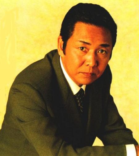 Ca sĩ Nhật Bản George Yamamoto.