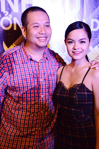 Vợ chồng Phạm Quỳnh Anh và đạo diễn Quang Huy gửi lời cảm ơn sâu sắc nhất đến toàn bộ những người ngừoi bạn, người hâm mộ đã đồng hành suốt một thời gian dài cùng Thần tượng.  4.