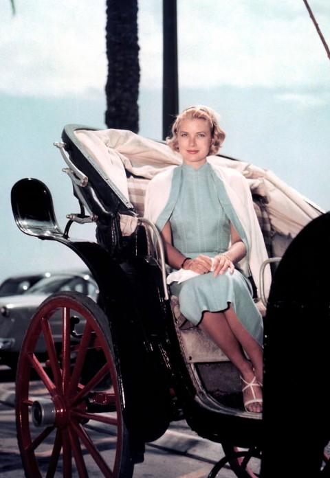 Grace Kelly - biểu tượng thanh lịch những năm 1950. Công nương Monaco