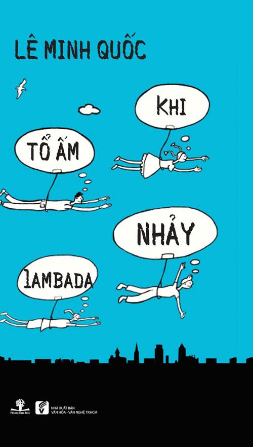 """Bìa cuốn """"Khi tổ ấm nhảy Lambada""""."""