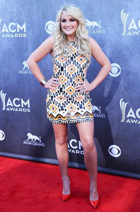 Jamie Lynn Spears - em gái Britney Spears.