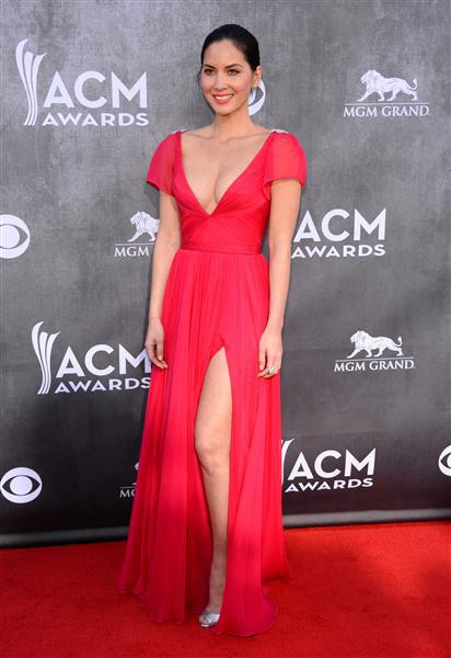 Diễn viên Olivia Munn.