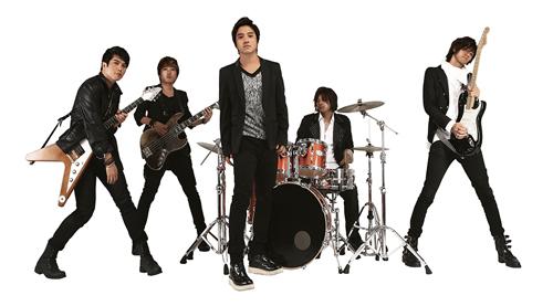 ban nhạc rock Nemesis.