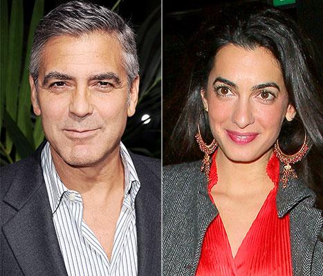 George Clooney và