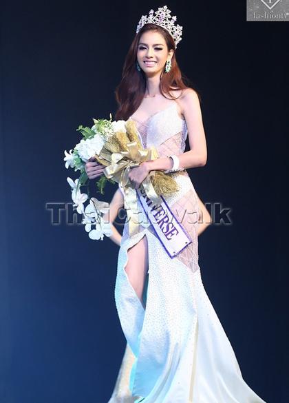 Nissa Getrahong chiến thắng thuyết phục trong đêm chung kết