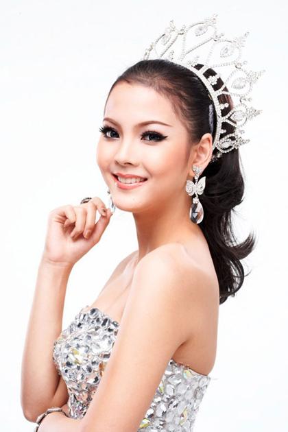 Miss Tiffanys Universe 2010: Nalada Thamthanakom