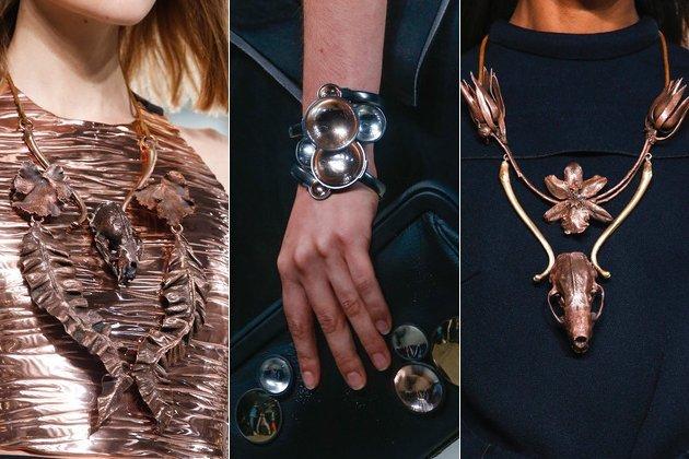 10 xu hướng trang sức hè 2014