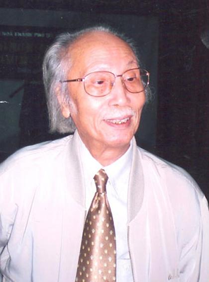 Nhạc sĩ Tô Vũ.