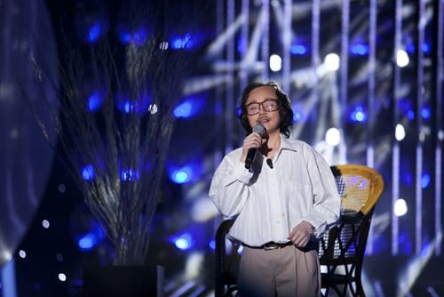 Vy Oanh gây xúc động với hình ảnh nhạc sĩ Trịnh Công Sơn trong bài hát