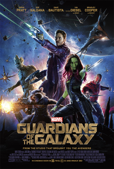 Bom tấn cuối hè 'Guardians of the Galaxy' tung trailer mới