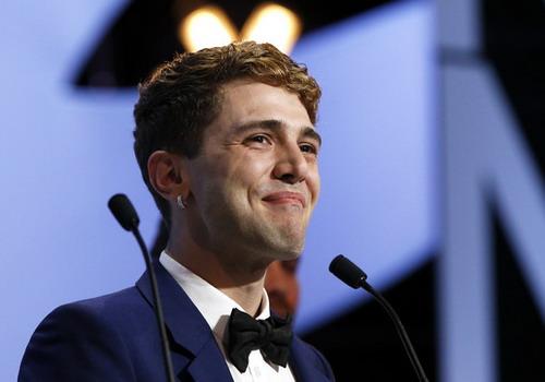 Đạo diễn 25 tuổi Xavier Dolan nhận được nhiều sự quan tâm tại LHP Cannes năm nay. Ảnh: AFP.