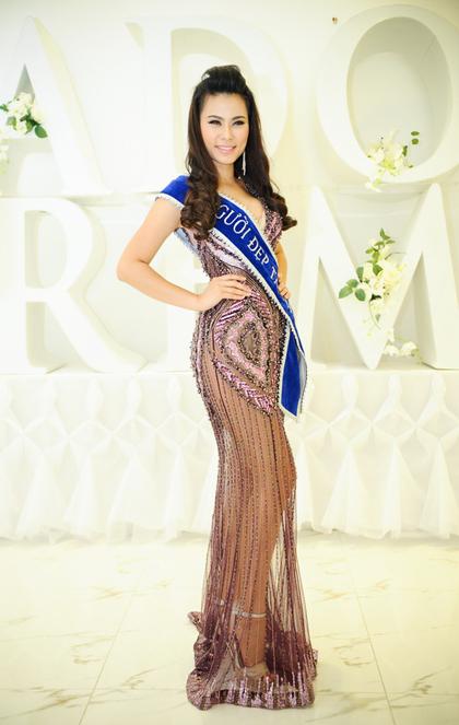 Người đẹp tài năng Bùi Thị Huyền Trang